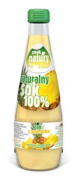 Naturalny sok 100% Sok ananasowy 300 ml
