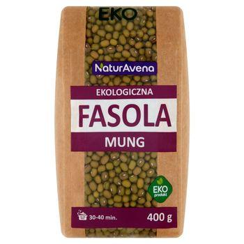 NaturAvena Ekologiczna fasola mung 400 g