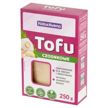 NaturAvena Tofu czosnkowe 250 g