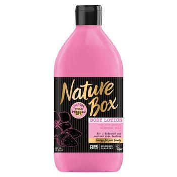 Nature Box Balsam do ciała z olejem migdałowym 385 ml
