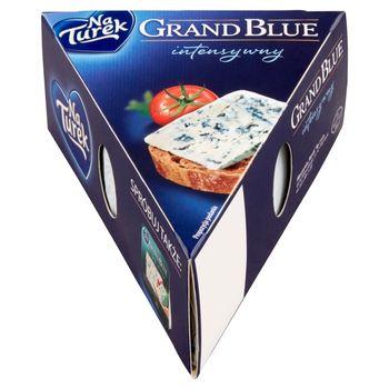 NaTurek Grand Blue Ser z niebieską pleśnią intensywny 100 g
