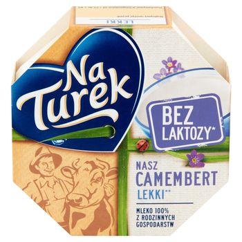 NaTurek Nasz Camembert lekki 120 g