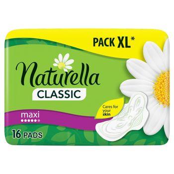Naturella Classic Maxi Camomile Podpaski x16