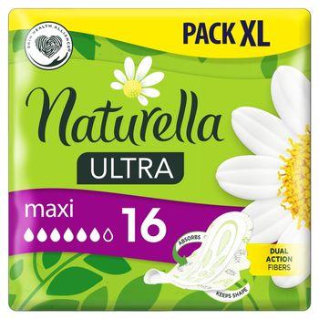 Naturella Ultra Maxi Podpaski zeskrzydełkami x16