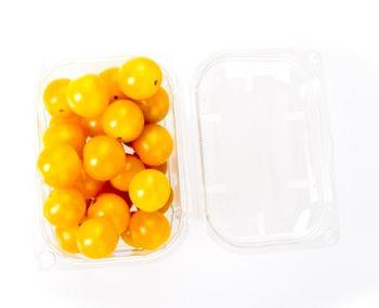 Natureza pomidory cherry żółte 250 g