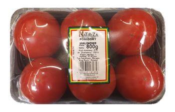 Natureza - pomidory malinowe 800 g