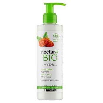 Nectar of Bio Nawilżające mleczko do ciała o zapachu migdałowym 250 ml