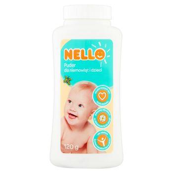 Nello Puder dla niemowląt i dzieci 120 g