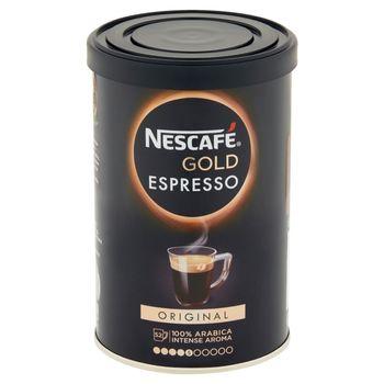 Nescafé Gold Espresso Original Kawa rozpuszczalna 95 g
