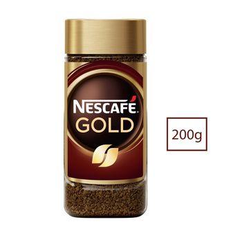 Nescafé Gold Rich & Smooth Kawa rozpuszczalna 200 g