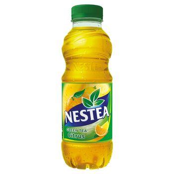 Nestea Napój herbaciany z ekstraktem zielonej herbaty o smaku cytrusowym 0,5 l