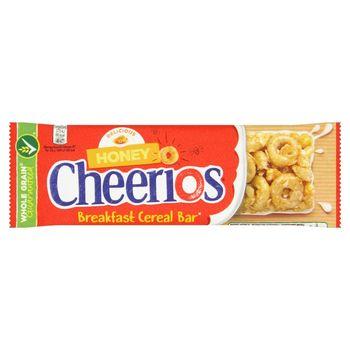 Nestlé Cheerios Honey Śniadaniowy baton zbożowy 22 g