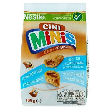 Nestlé Cini Minis CrazyCrush Płatki śniadaniowe 150 g