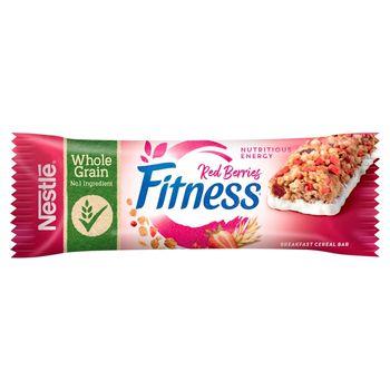 Nestlé Fitness Red Berries Batonik zbożowy 23,5 g