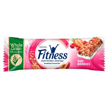 Nestlé Fitness Red Berries Batonik zbożowy 23,5 g
