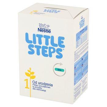 Nestlé LITTLE STEPS 1 Mleko początkowe w proszku dla niemowląt od urodzenia 600 g (2 x 300 g)