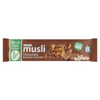 Nestlé Musli Batonik zbożowy z mleczną czekoladą 35 g