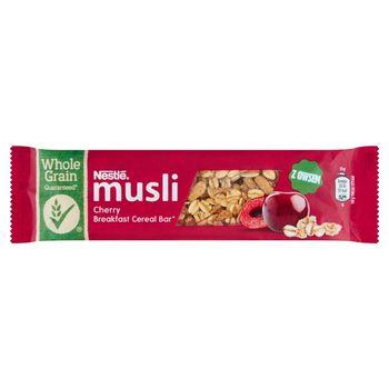 Nestlé Musli Batonik zbożowy z wiśniami 35 g