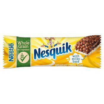 Nestlé Nesquik Śniadaniowy baton zbożowy 25 g
