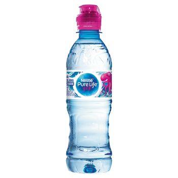 Nestlé Pure Life Woda źródlana niegazowana 0,33 l