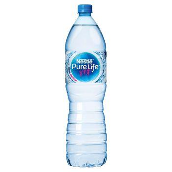 Nestlé Pure Life Woda źródlana niegazowana 1,5 l