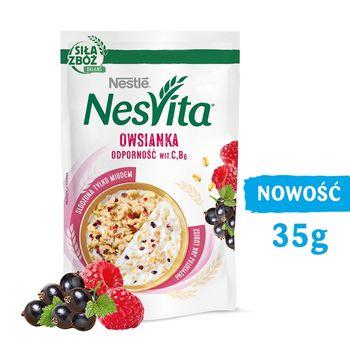 NesVita Owsianka odporność wit. C B6 35 g