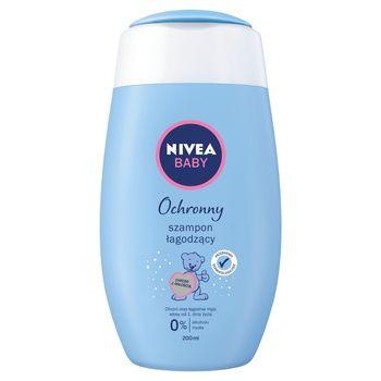 NIVEA Baby Ochronny szampon łagodzący 200 ml
