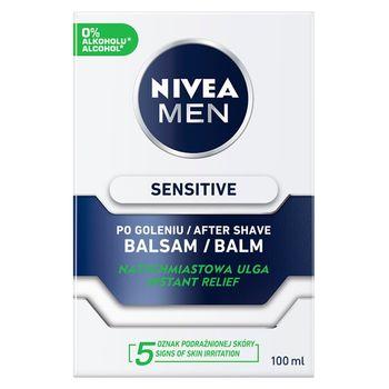 NIVEA MEN Sensitive Łagodzący balsam po goleniu 100 ml