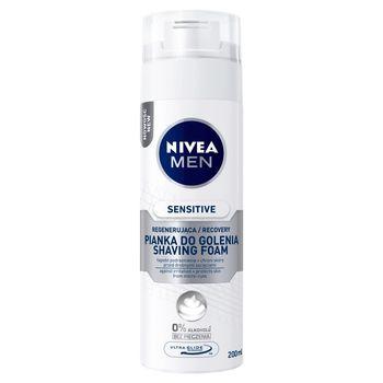NIVEA MEN Sensitive Regenerująca pianka do golenia 200 ml