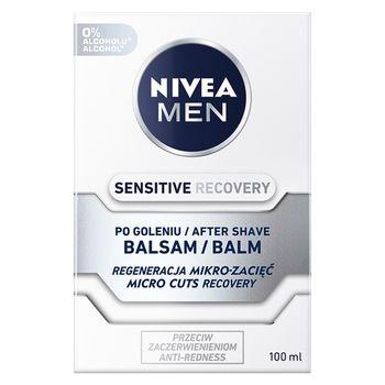 NIVEA MEN Sensitive Recovery Regenerujący balsam po goleniu 100 ml