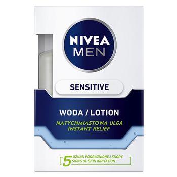 NIVEA MEN Sensitive Łagodząca woda po goleniu 100 ml