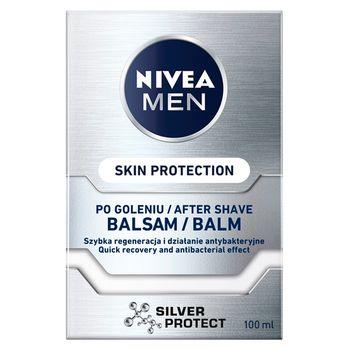 NIVEA MEN Silver Protect Balsam po goleniu 100 ml