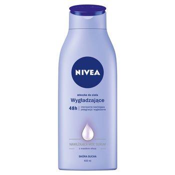 NIVEA Wygładzające mleczko do ciała 400 ml