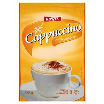 Nosta Cappuccino o smaku waniliowym 100 g