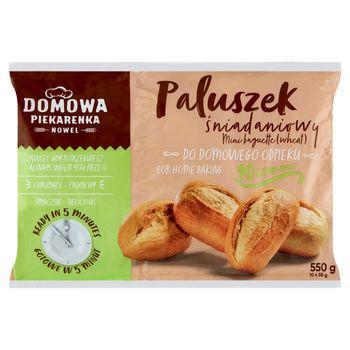 Nowel Domowa Piekarenka Paluszek śniadaniowy 550 g (10 x 55 g)