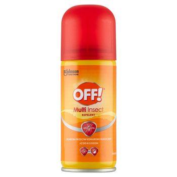 OFF! Multi Insect Suchy aerozol 100 ml