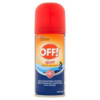 OFF! Sport Suchy aerozol 100 ml