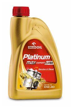Olej ORLEN OIL Platinum MaxExpert A3/B4 10W-40 1 l