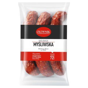 Olewnik Kiełbasa myśliwska 180 g