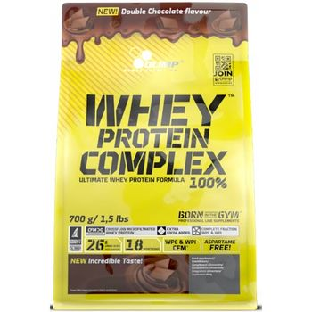 Olimp WHEY PROTEIN COMPLEX double chocolate