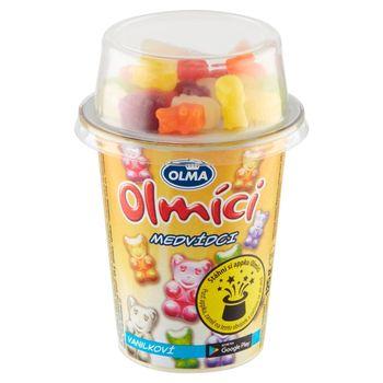 Olma Olmici Jogurt waniliowy z żelkami 125 g