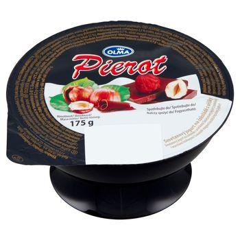 Olma Pierot Śmietankowy jogurt z czekoladą i orzechami laskowymi 175 g