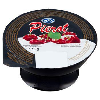 Olma Pierot Śmietankowy jogurt z czereśniami 175 g