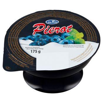 Olma Pierot Śmietankowy jogurt z jagodami 175 g