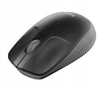 Optyczna myszka bezprzewodowa USB Logitech M190 Czarno-grafitowa