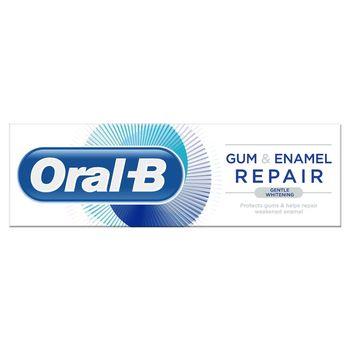 Oral-B Odbudowa Dziąseł iSzkliwa Delikatne wybielanie Pasta do zębów 75ml