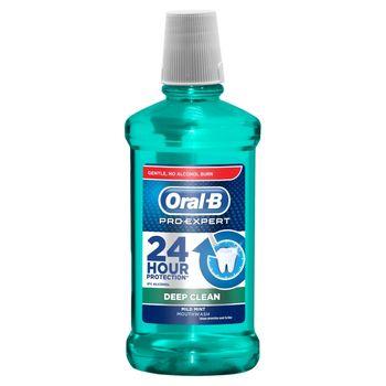 Oral-B Pro-Expert Deep Clean Płyn do płukania jamy ustnej 500ml