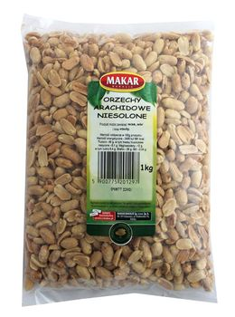Orzechy aranchidowe niesolone 1 kg