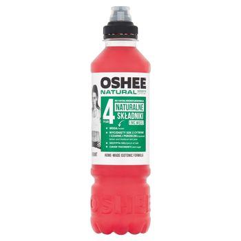 Oshee Natural Sports Drink Napój niegazowany cytryna-czarna porzeczka 0,75 l