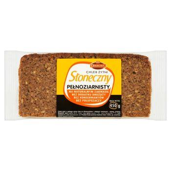 Oskroba Chleb żytni słoneczny pełnoziarnisty 450 g